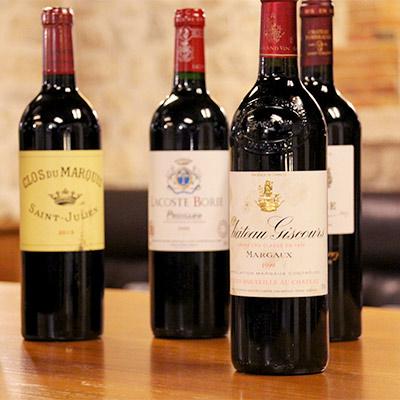 restaurant trouville bons vins