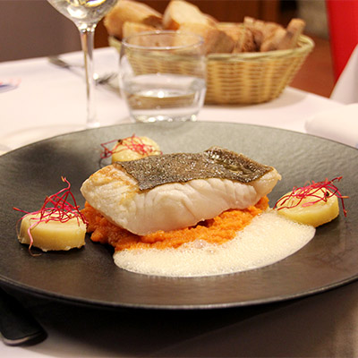 restaurant trouville poissons