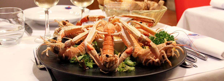 La marine restaurant trouville deauville sp cialit s for Specialite normande cuisine